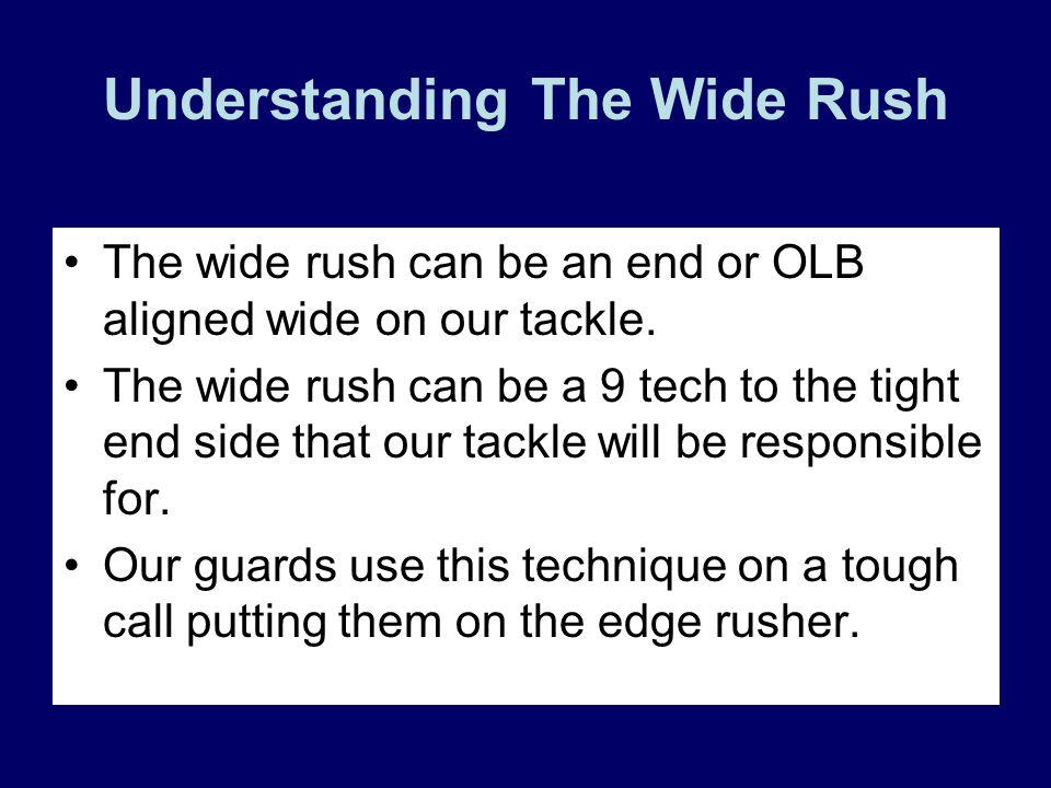 Understanding The Wide Rush