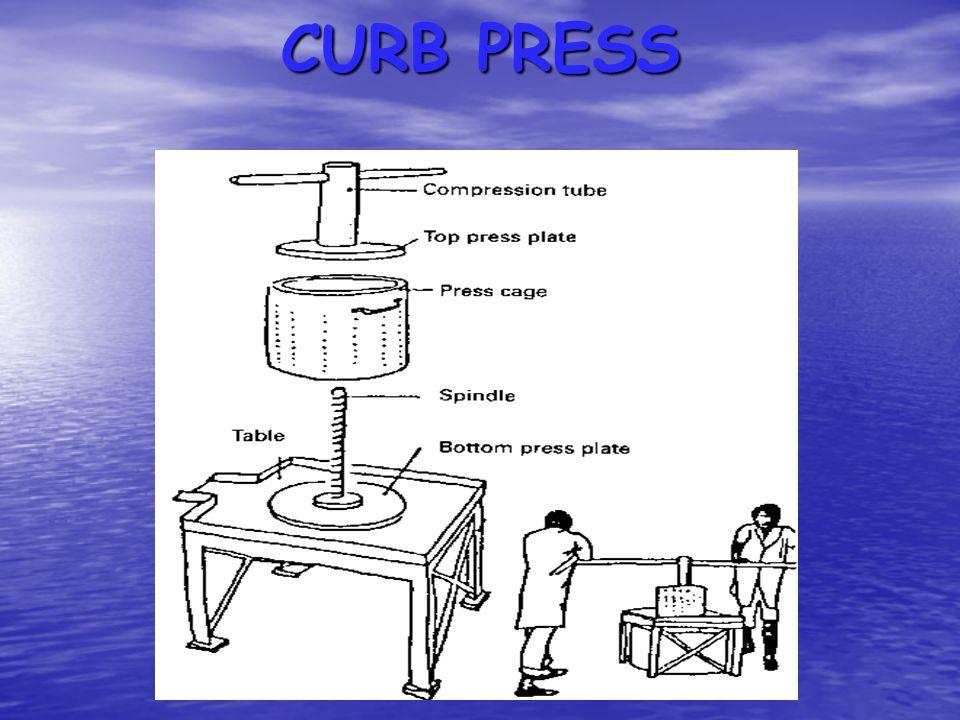 CURB PRESS