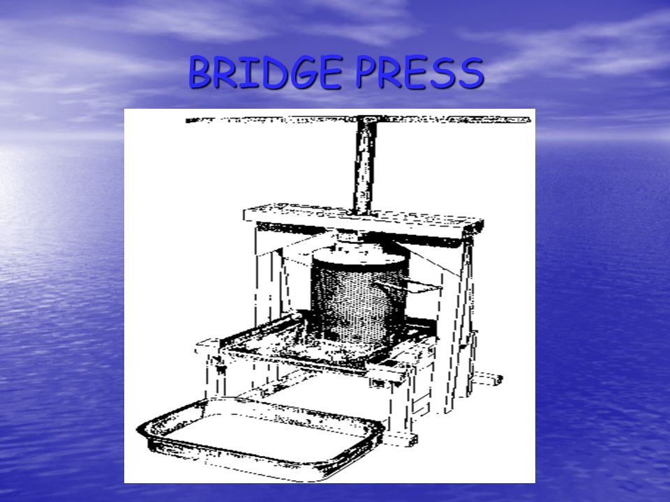 BRIDGE PRESS