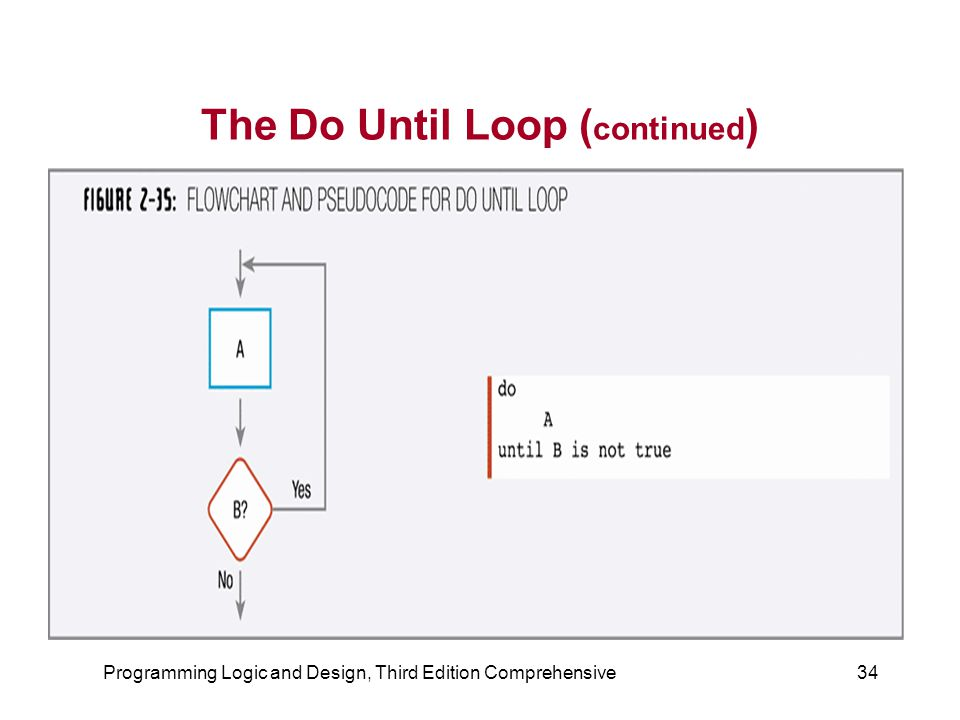 The Do Until Loop (continued)