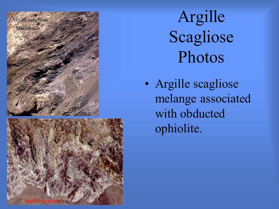 Argille Scagliose Photos