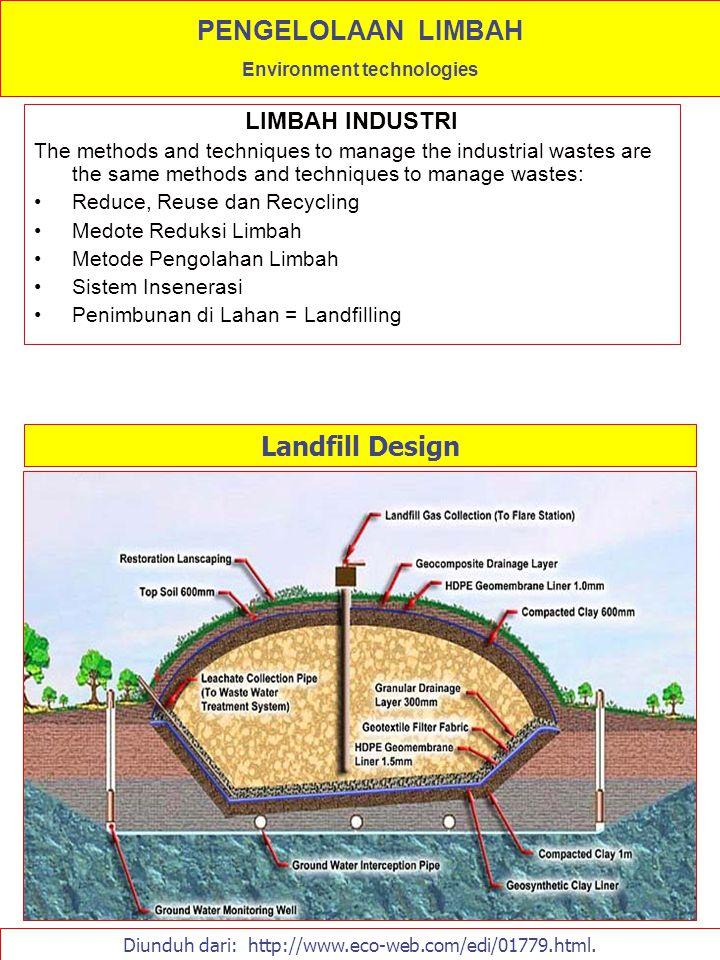 Environment technologies