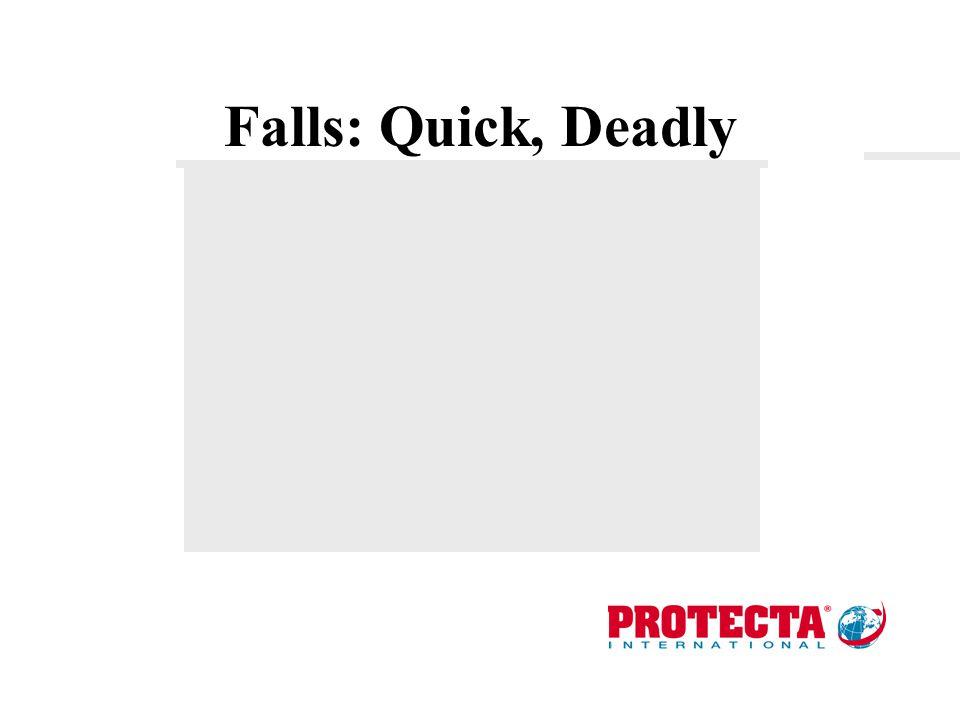 Falls: Quick, Deadly