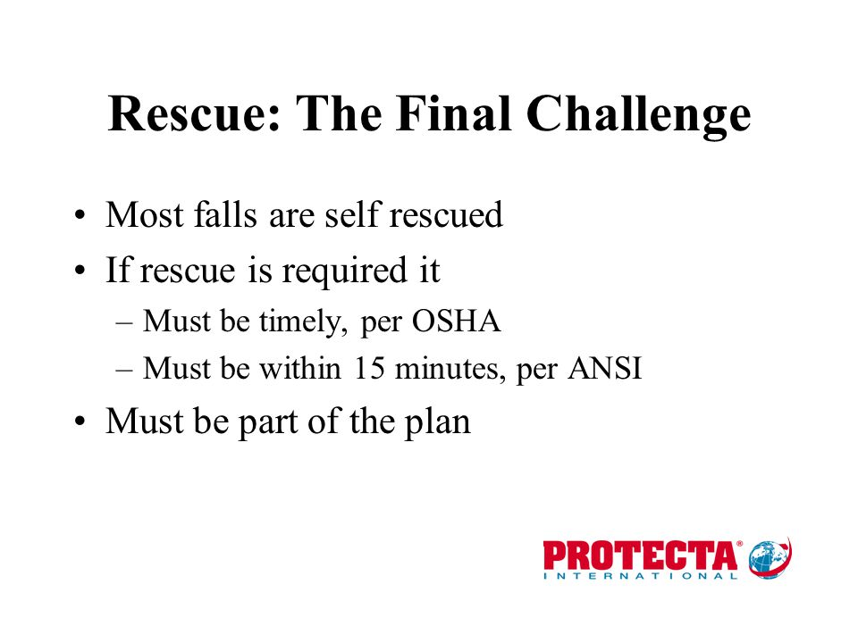Rescue: The Final Challenge