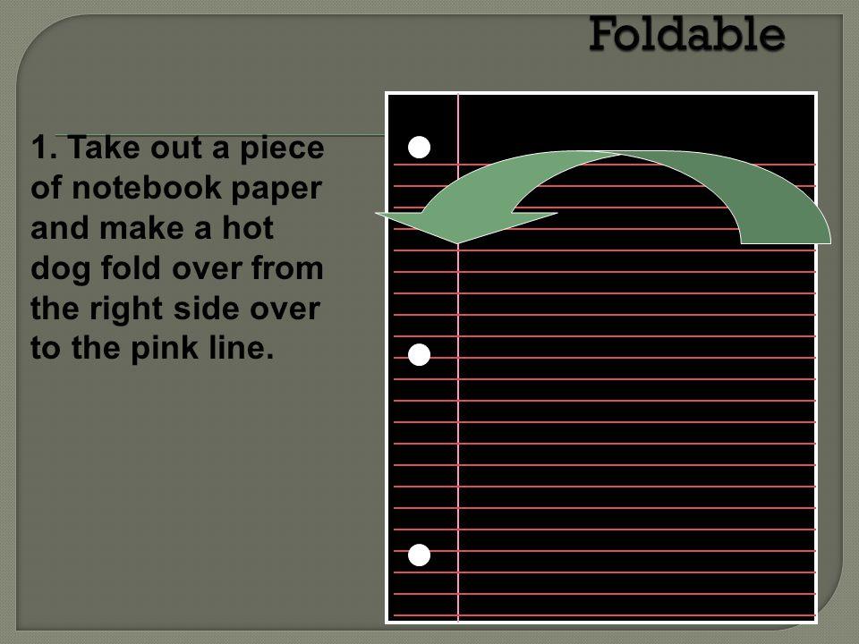 Foldable 1.
