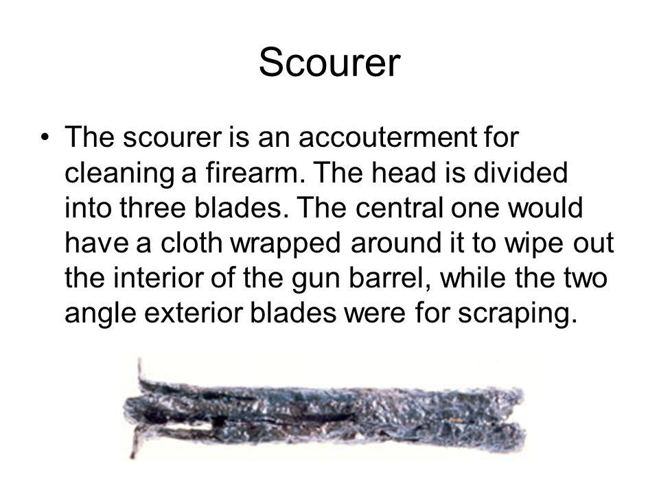 Scourer