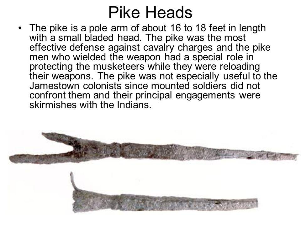 Pike Heads