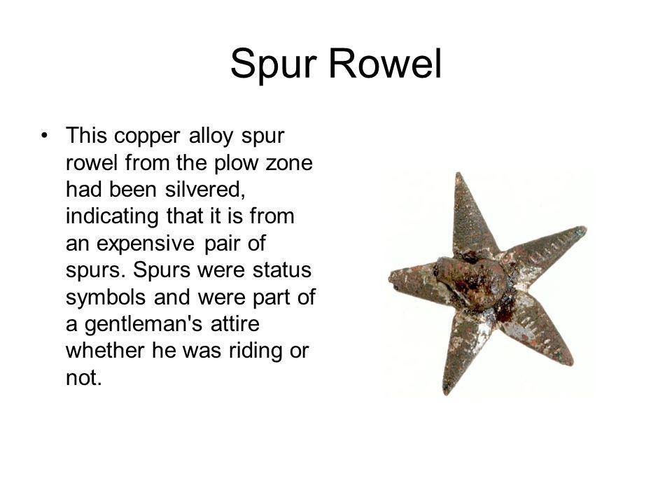 Spur Rowel