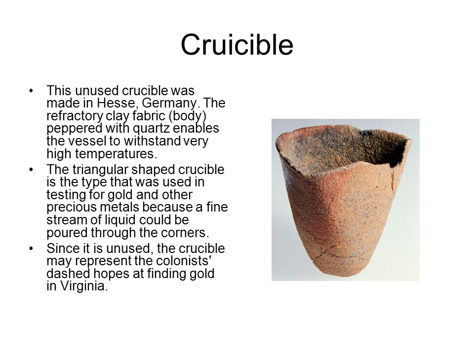Cruicible