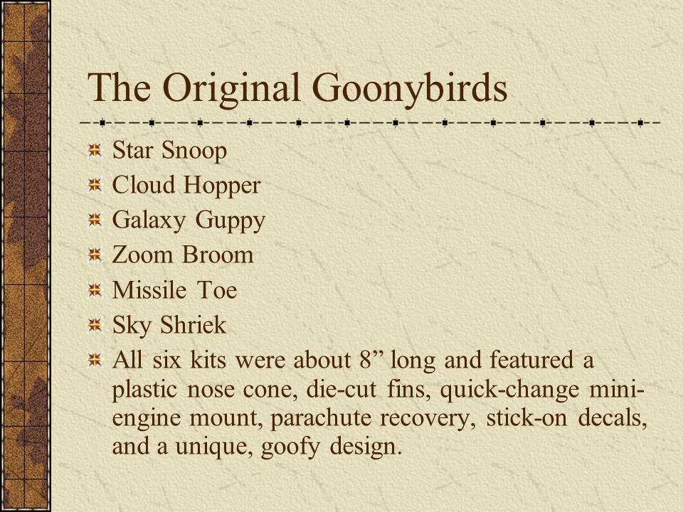 The Original Goonybirds