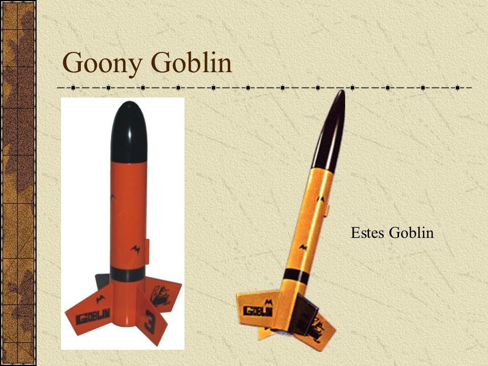 Goony Goblin Estes Goblin