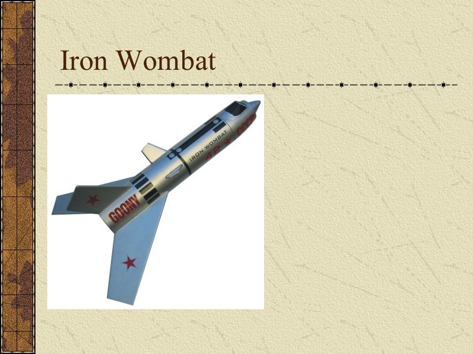 Iron Wombat