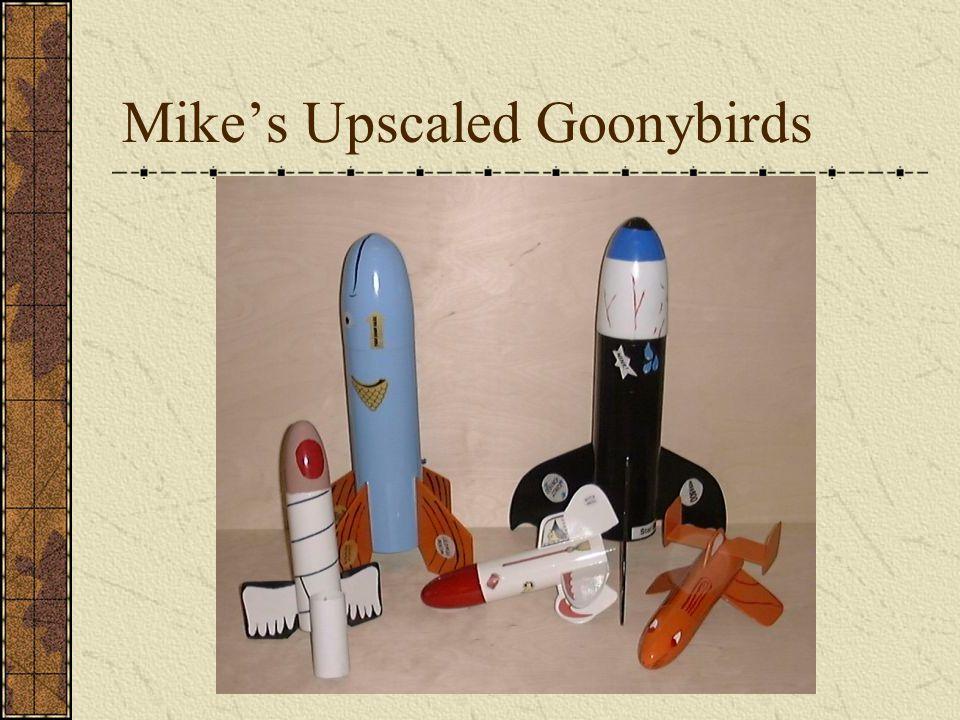 Mike's Upscaled Goonybirds