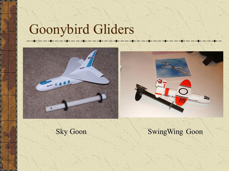 Goonybird Gliders Sky Goon SwingWing Goon
