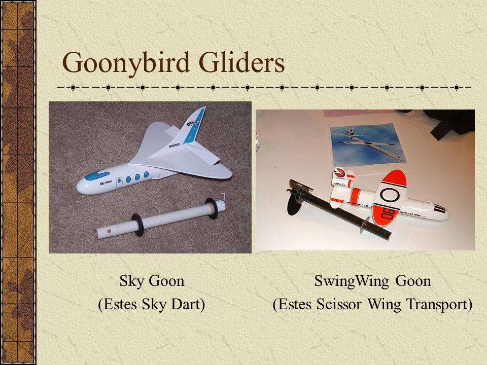 (Estes Scissor Wing Transport)