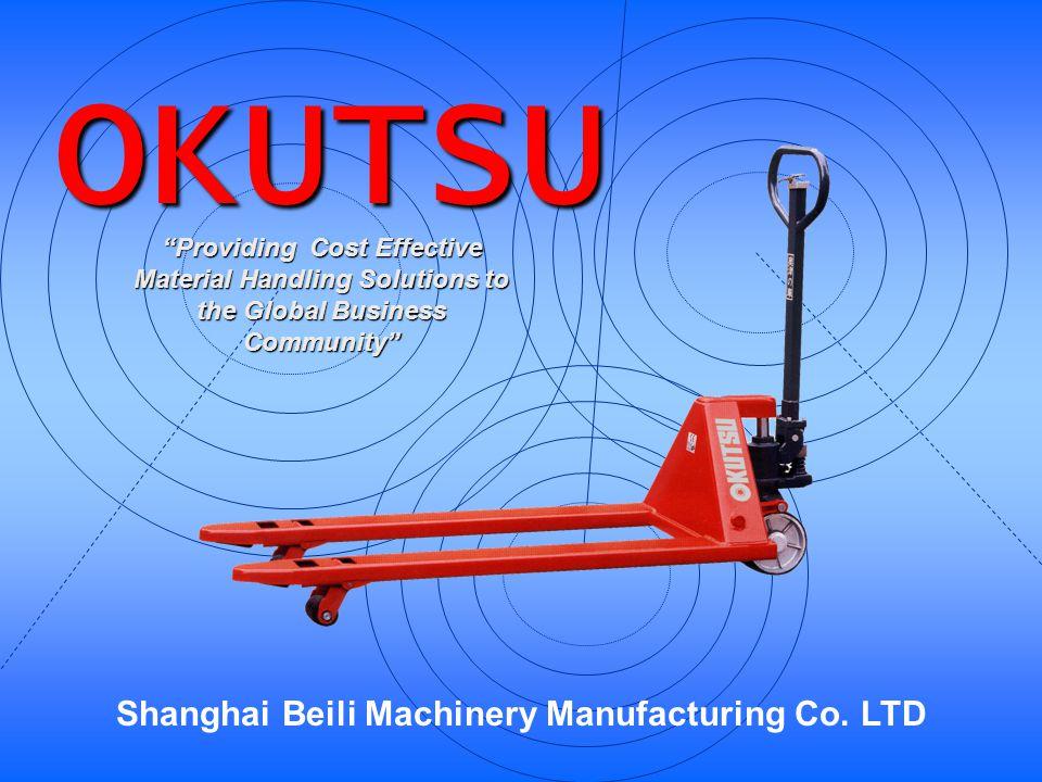 Shanghai Beili Machinery Manufacturing Co. LTD