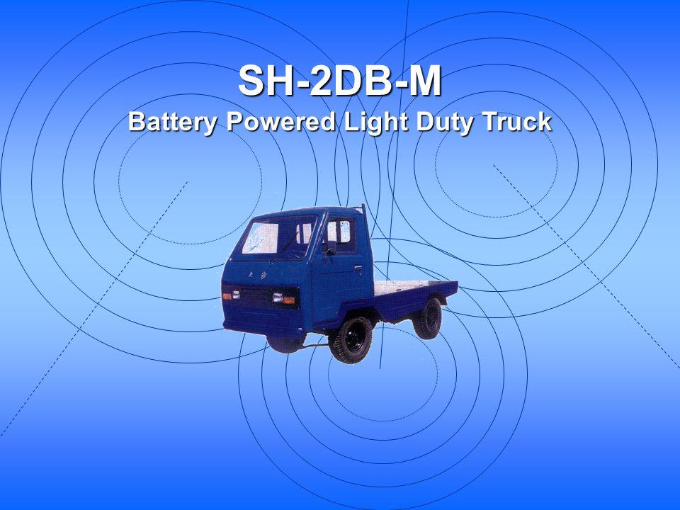 Battery Powered Light Duty Truck