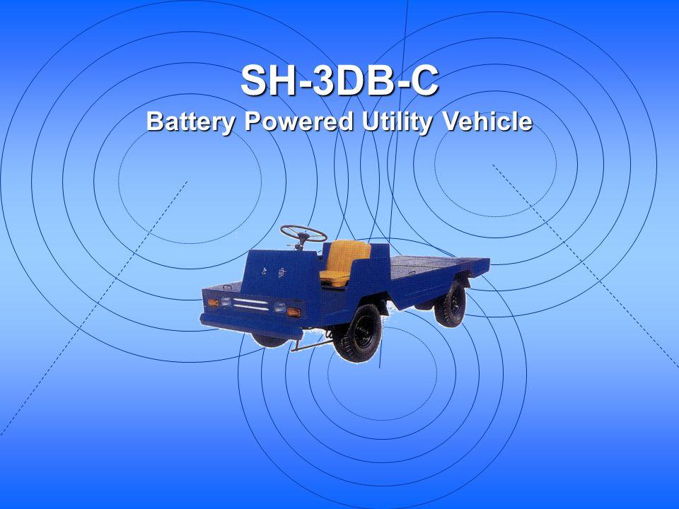 Battery Powered Utility Vehicle