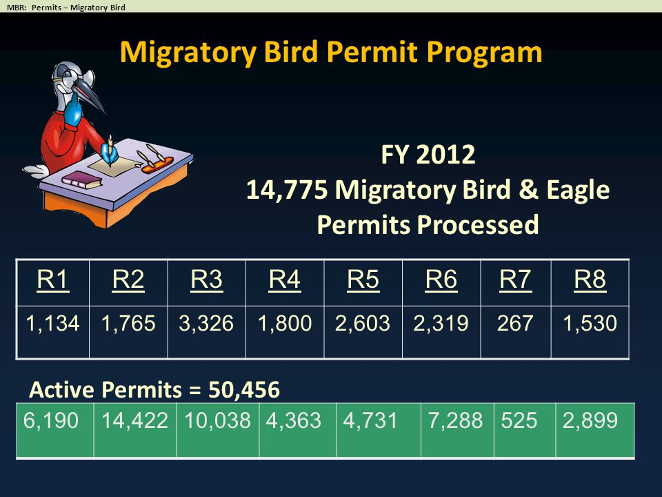 Migratory Bird Permit Program