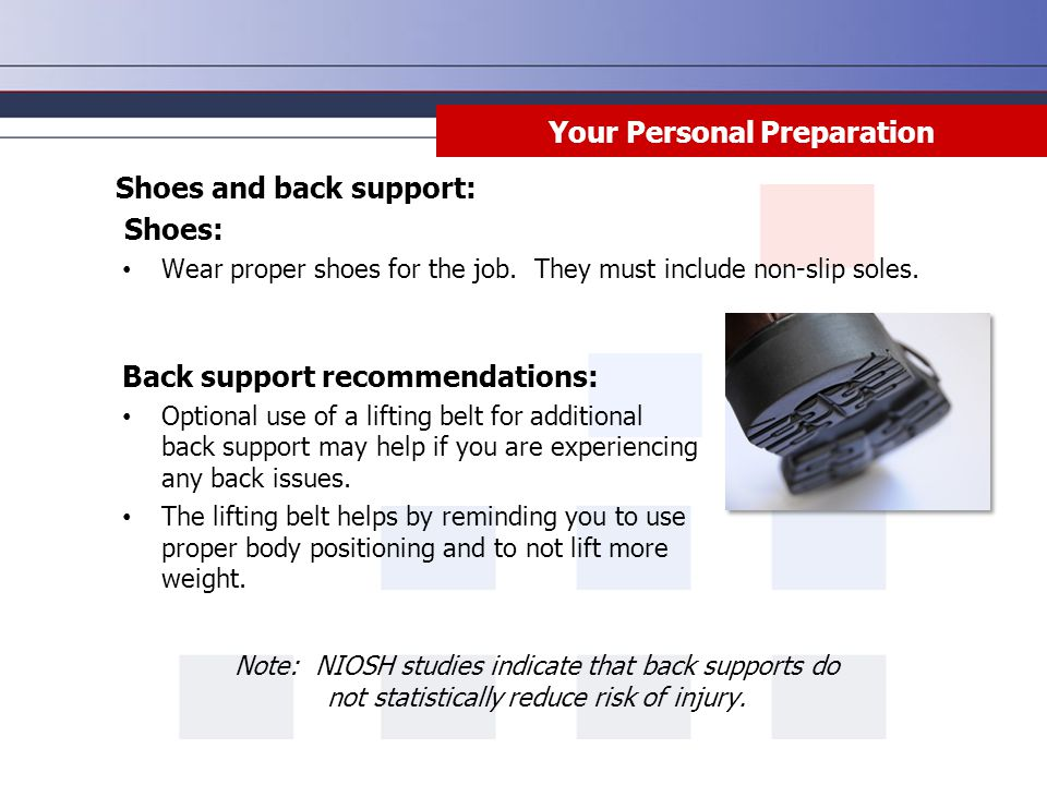 Your Personal Preparation