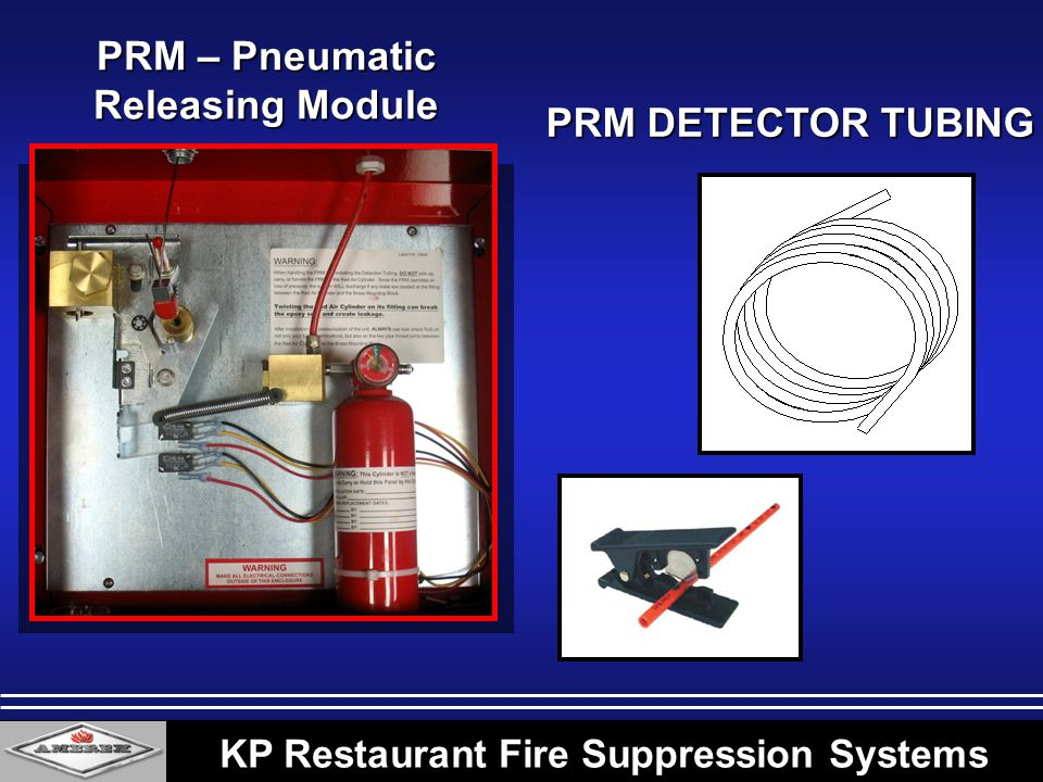 PRM – Pneumatic Releasing Module