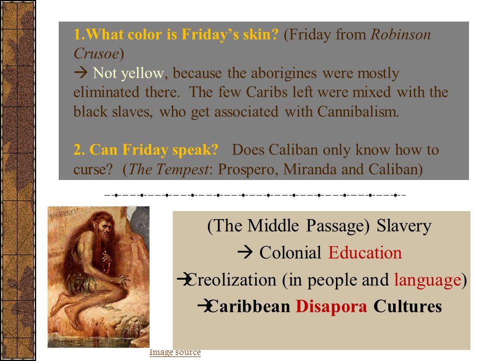 Caribbean Disapora Cultures