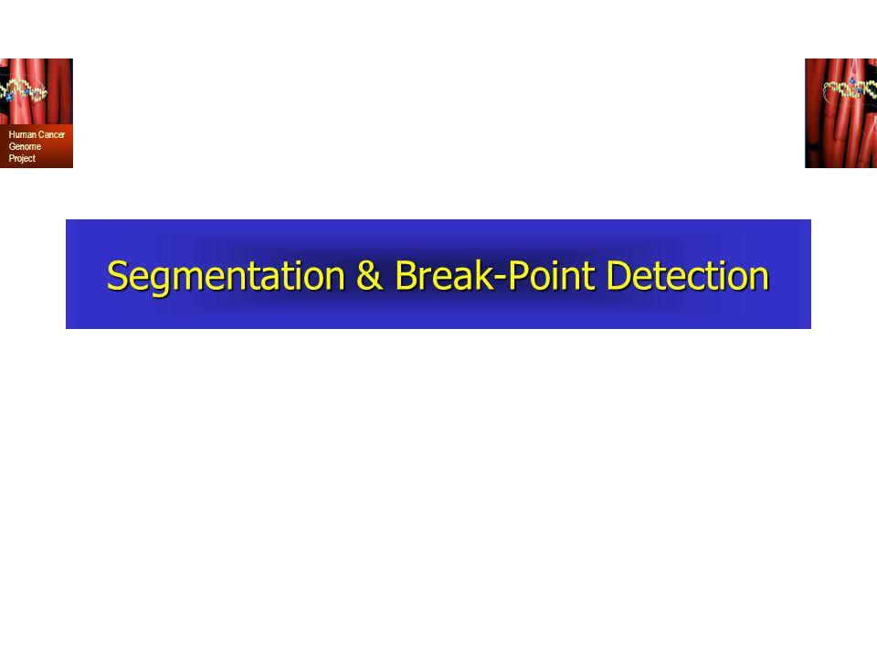 Segmentation & Break-Point Detection
