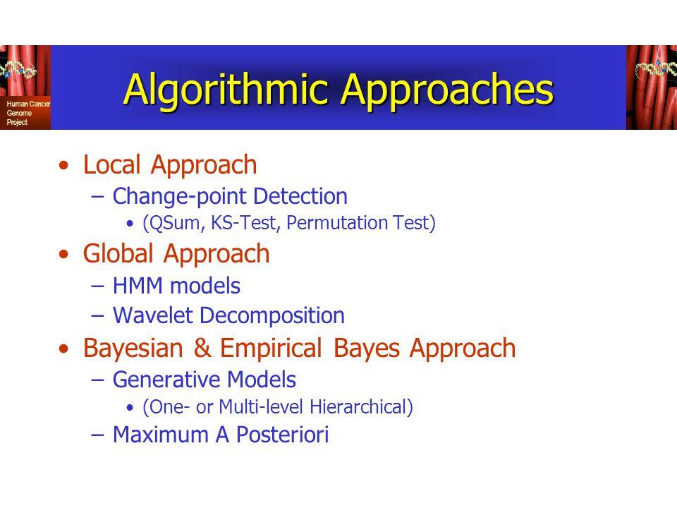 Algorithmic Approaches