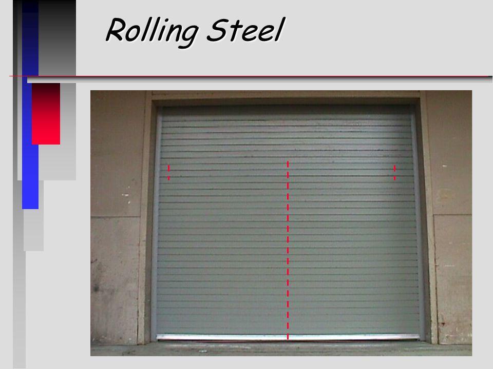 Rolling Steel