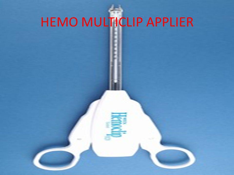 HEMO MULTICLIP APPLIER