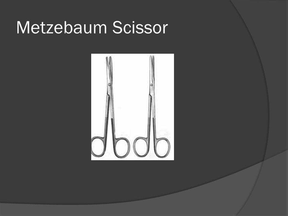 Metzebaum Scissor