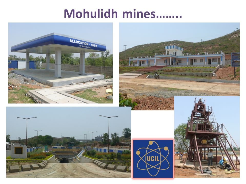 Mohulidh mines……..