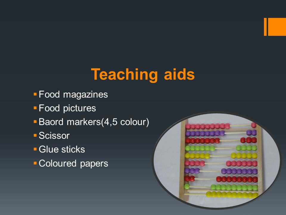 Teaching aids Food magazines Food pictures Baord markers(4,5 colour)