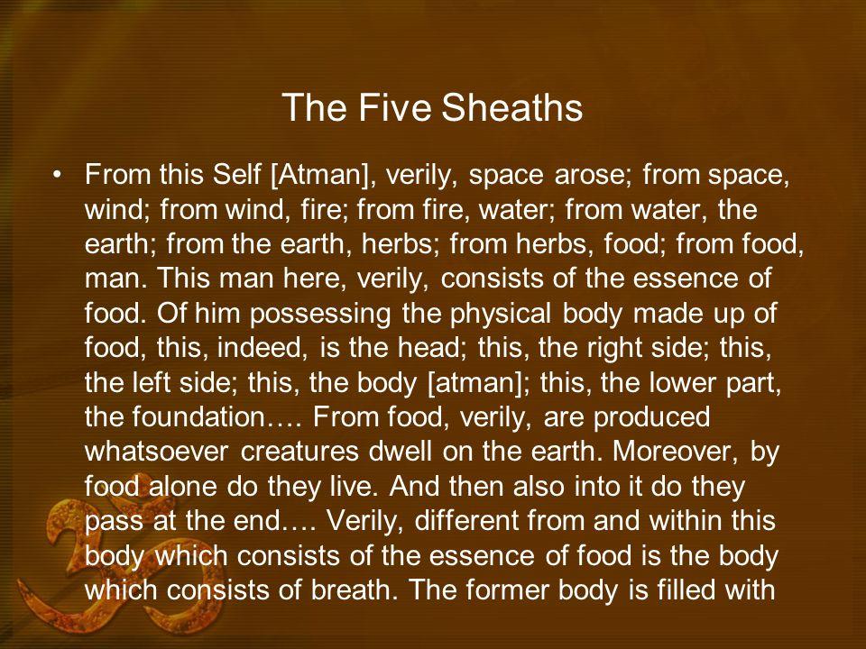 The Five Sheaths