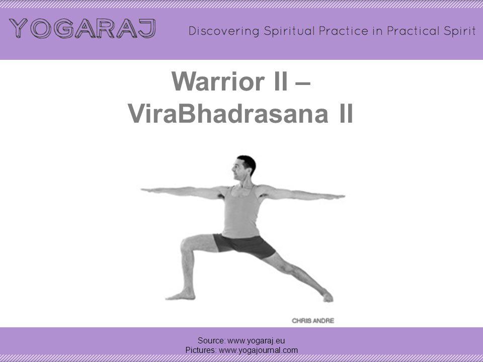 Warrior II – ViraBhadrasana II