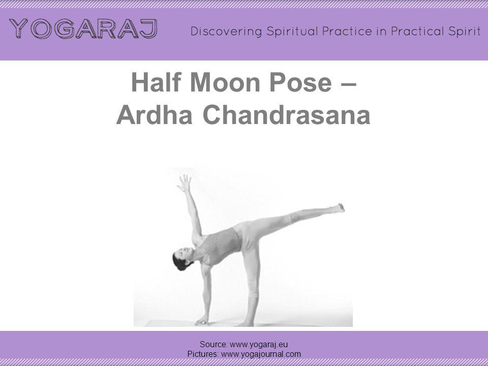 Half Moon Pose – Ardha Chandrasana