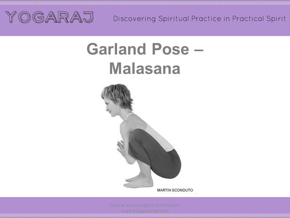 Garland Pose – Malasana