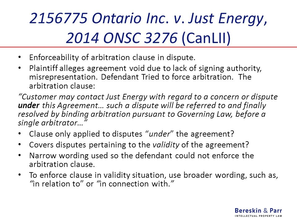 2156775 Ontario Inc. v. Just Energy, 2014 ONSC 3276 (CanLII)
