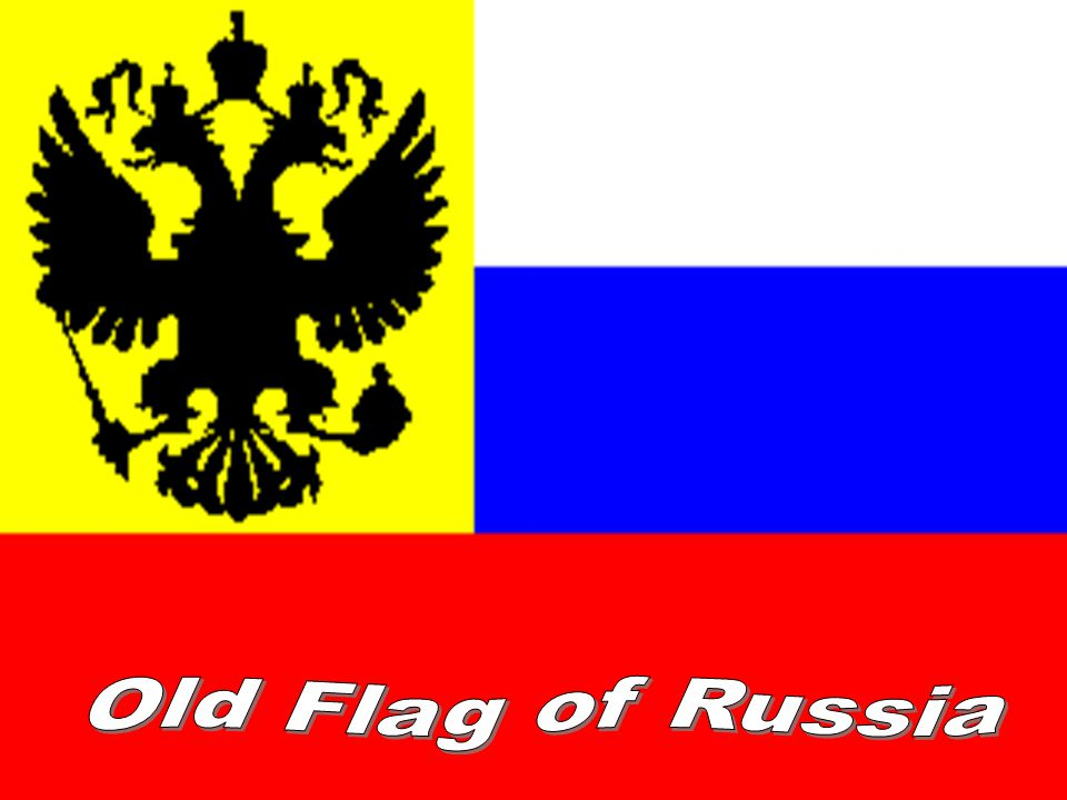 Old Flag of Russia