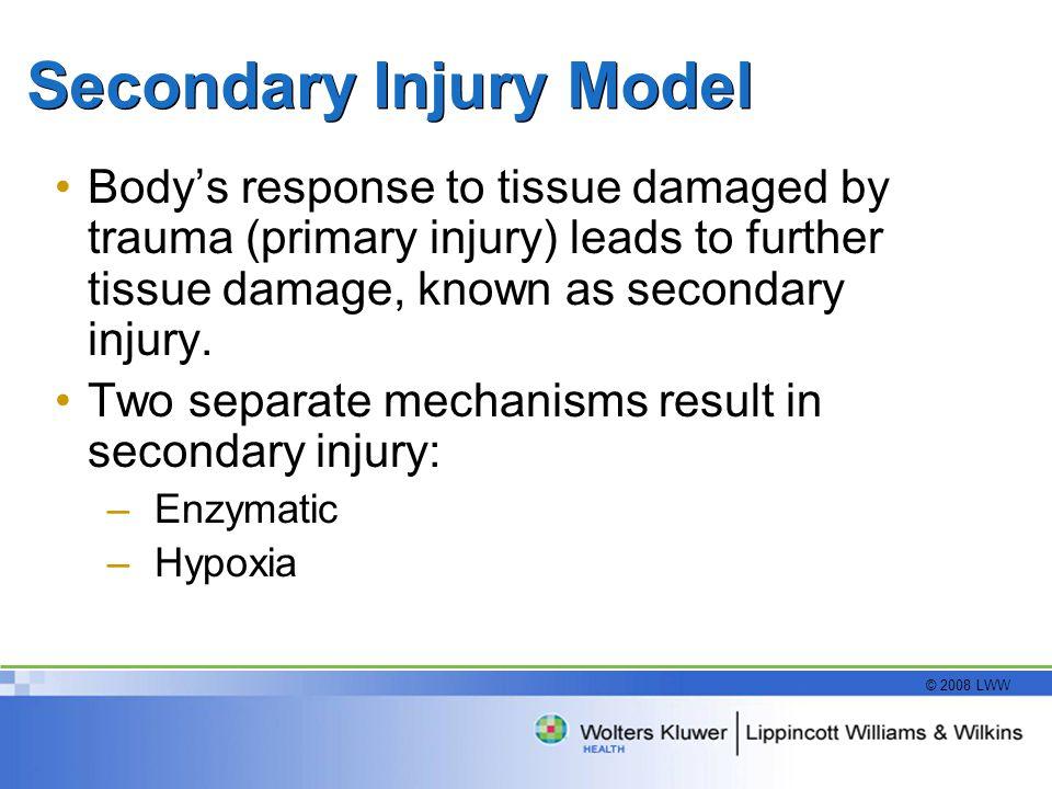 Secondary Injury Model