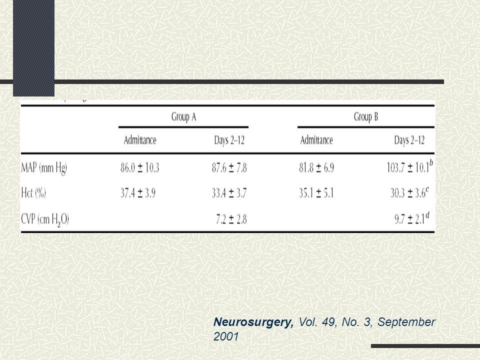 Neurosurgery, Vol. 49, No. 3, September 2001