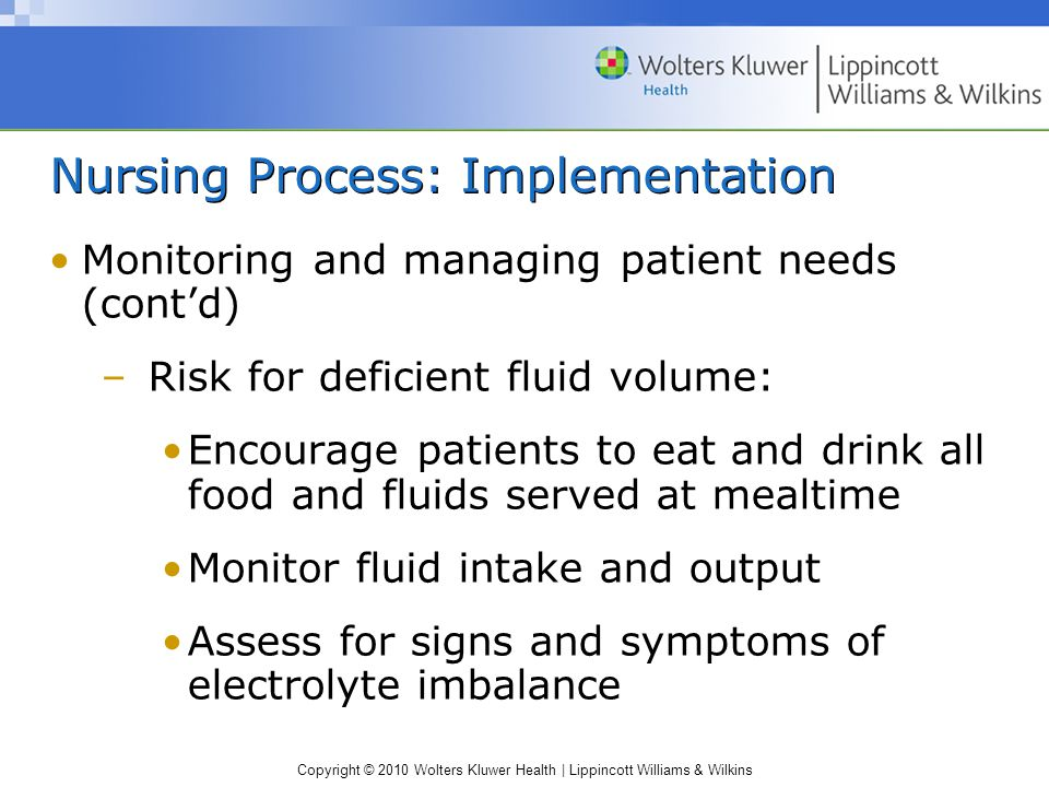How To Assist A Patient To Eat And Drink