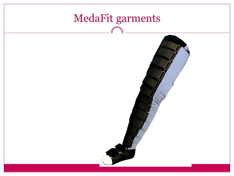 MedaFit garments