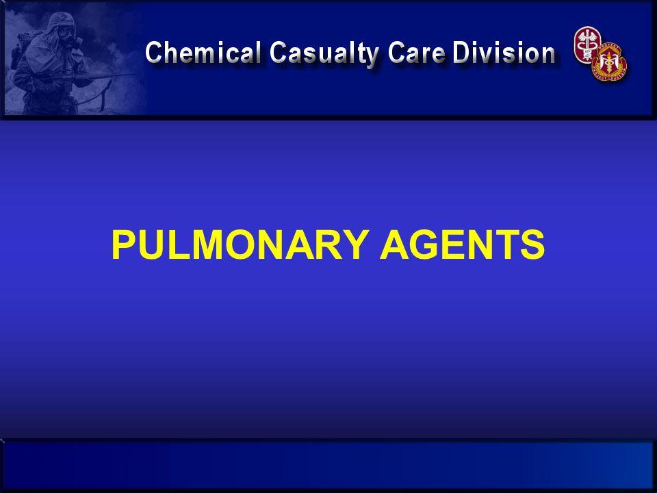PULMONARY AGENTS