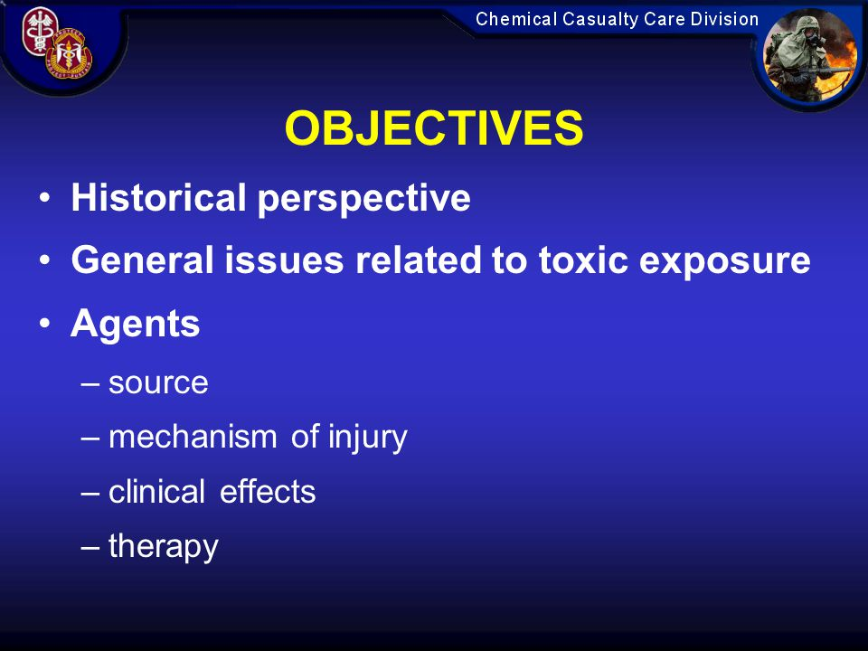 OBJECTIVES Historical perspective