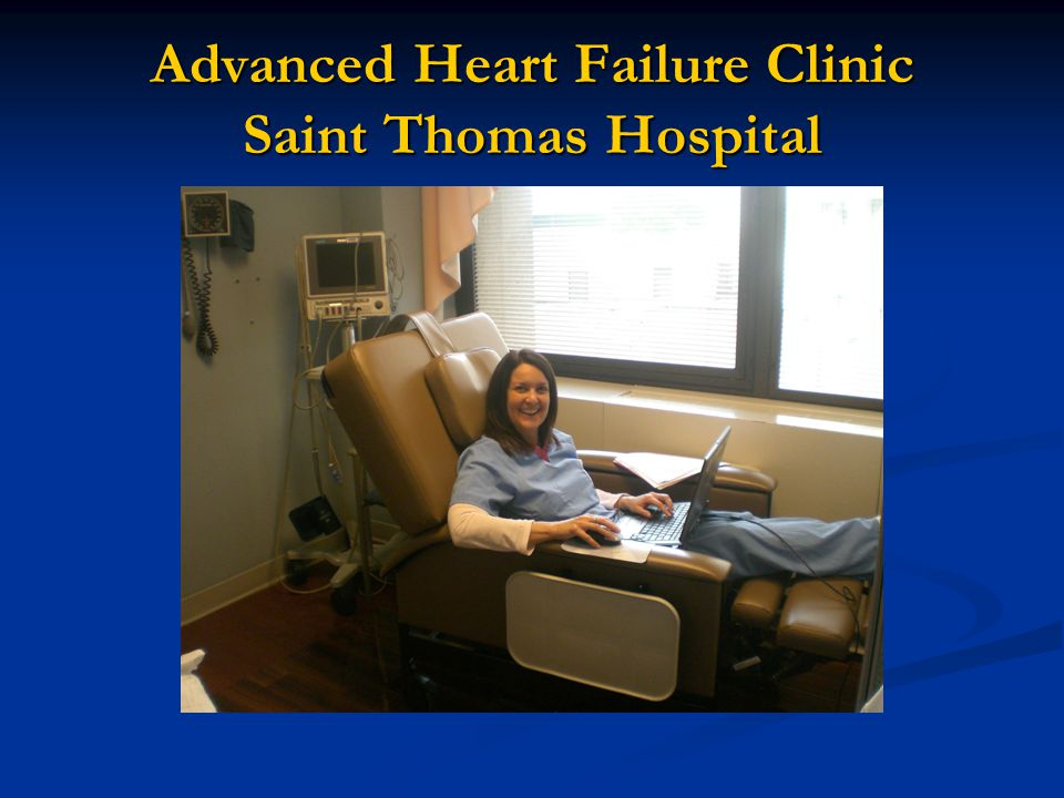Advanced Heart Failure Clinic Saint Thomas Hospital