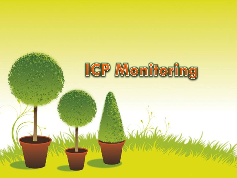 ICP Monitoring Powerpoint Templates