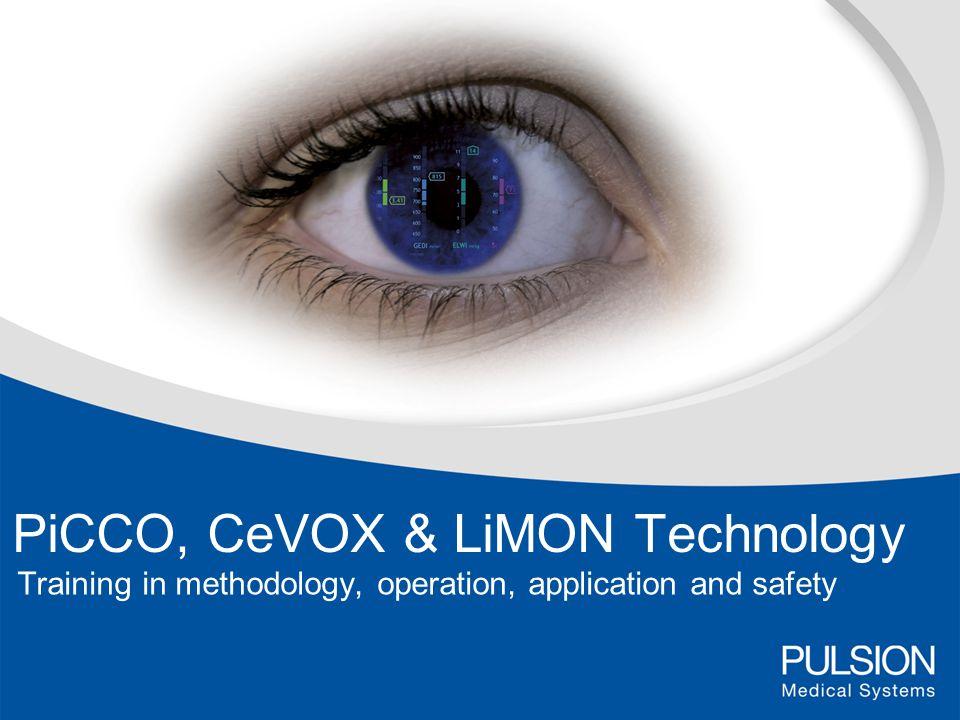 PiCCO, CeVOX & LiMON Technology