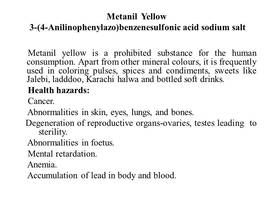 Metanil Yellow 3-(4-Anilinophenylazo)benzenesulfonic acid sodium salt