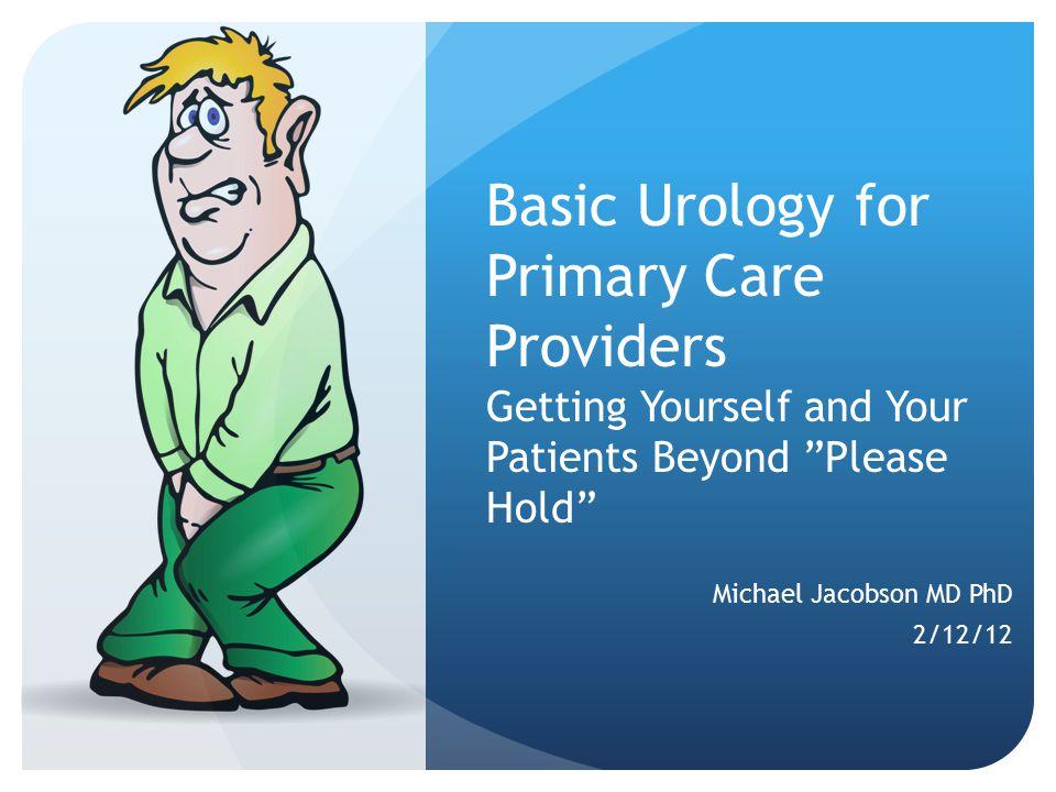 Michael Jacobson MD PhD 2/12/12